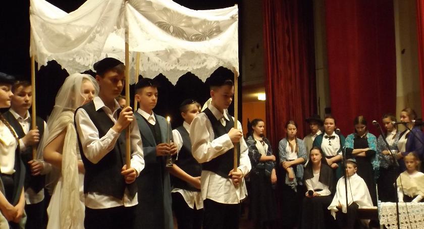 Święta i uroczystości, Kultury Żydowskiej pamiętamy - zdjęcie, fotografia