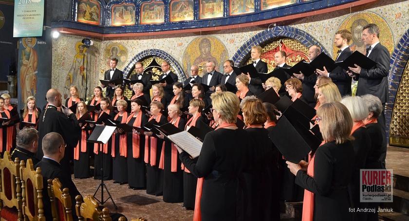 Religia, Inauguracja Międzynarodowego Festiwalu Hajnowskie Muzyki Cerkiewnej - zdjęcie, fotografia