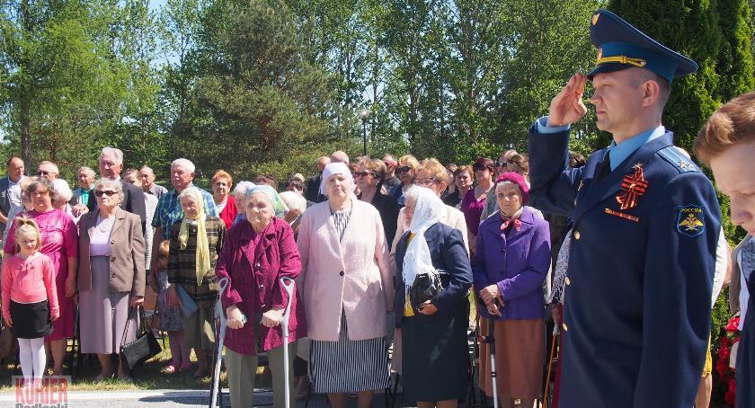 Święta i uroczystości, Dzień Zwycięstwa Milejczycach /video/ - zdjęcie, fotografia