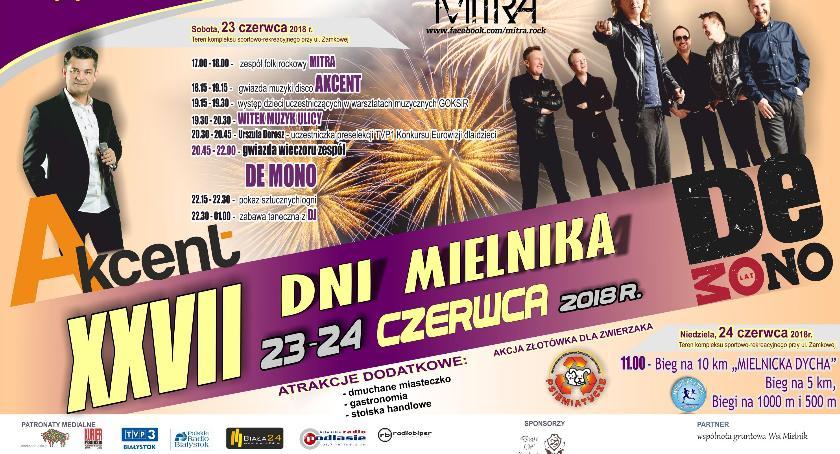 Muzyka - Koncerty, XXVII Mielnika - zdjęcie, fotografia