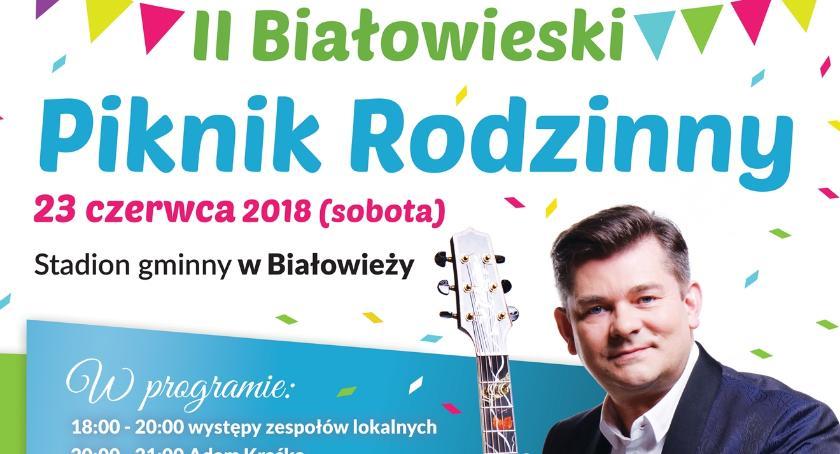 Muzyka - Koncerty, Białowieski Piknik Rodzinny - zdjęcie, fotografia