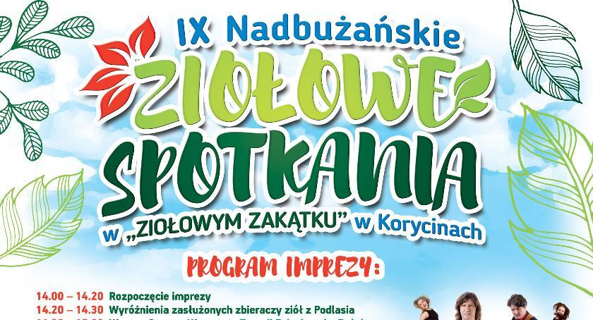 Święta i uroczystości, Nadbużańskie Ziołowe Spotkania - zdjęcie, fotografia