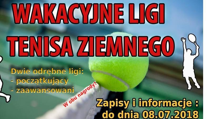Rózne dyscypliny, Startuje tenisa ziemnego - zdjęcie, fotografia