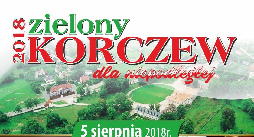 Święta i uroczystości, Zielony Korczew Niepodległej - zdjęcie, fotografia