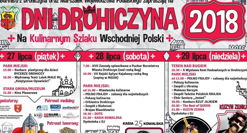 Święta i uroczystości, Drohiczyna Kulinarnym Szlaku Wschodniej Polski - zdjęcie, fotografia