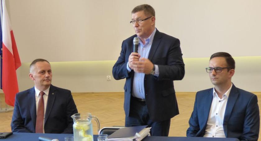 Wybory samorządowe 2018, Kolejny kandydat burmistrza Siemiatycz znany - zdjęcie, fotografia
