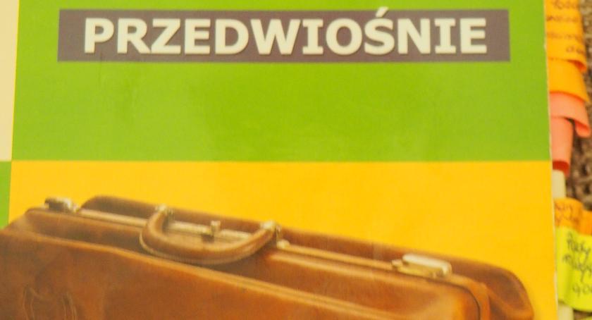 Wernisaże - spotkania , Żeromski wersji oryginalnej - zdjęcie, fotografia