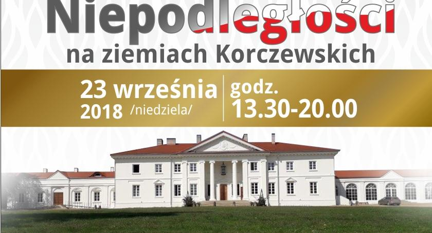 Muzyka - Koncerty, lecie odzyskania Niepodległości ziemiach Korczewskich - zdjęcie, fotografia