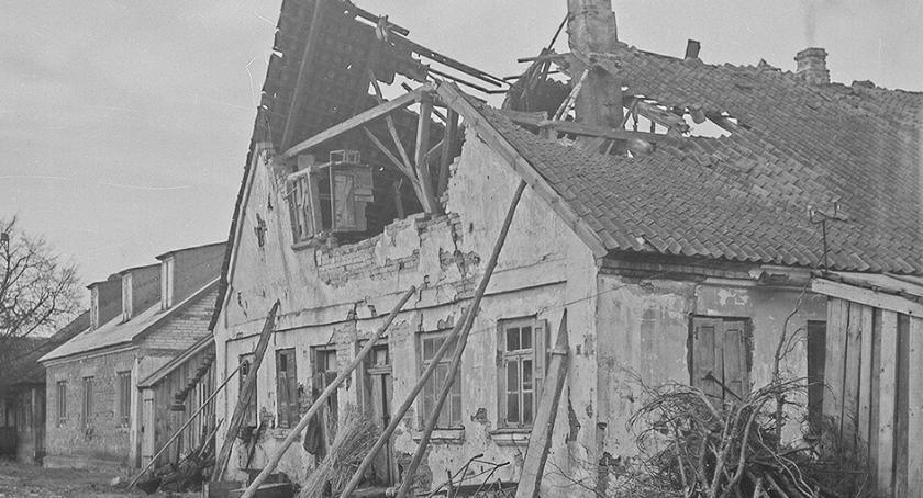Notatnik historyczny, Wrzesień Siemiatyczach Wejście Sowietów - zdjęcie, fotografia