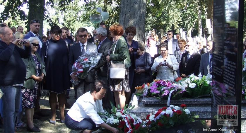 Święta i uroczystości, Pamięci sarnackich Sybiraków - zdjęcie, fotografia