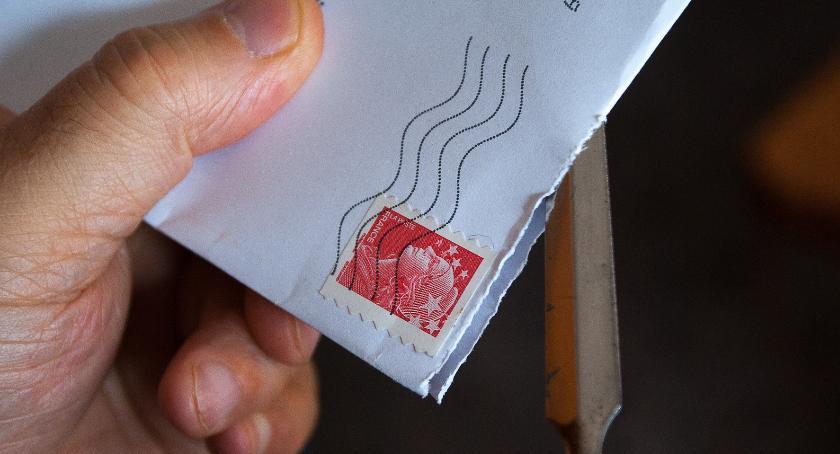 Kino - Film, Redakcyjna poczta ocenzurowany Siemiatyczach - zdjęcie, fotografia