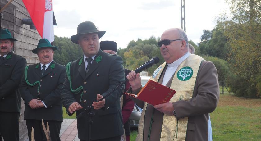 """Święta i uroczystości, lecie Koła Łowieckiego """"Jeleń"""" - zdjęcie, fotografia"""