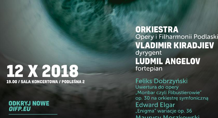 Muzyka - Koncerty, Koncert symfoniczny TAJEMNICE okazji rocznicy odzyskania przez Bułgarię niepodległości - zdjęcie, fotografia