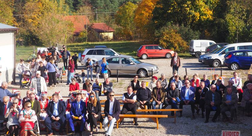 """Turystyka, Otwarcie """"Szlaku Sakralnego"""" Milejczycach - zdjęcie, fotografia"""