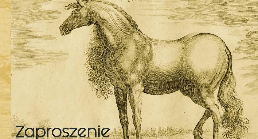 """Wernisaże - spotkania , """"Koń obronności kulturze Polski"""" seminarium - zdjęcie, fotografia"""