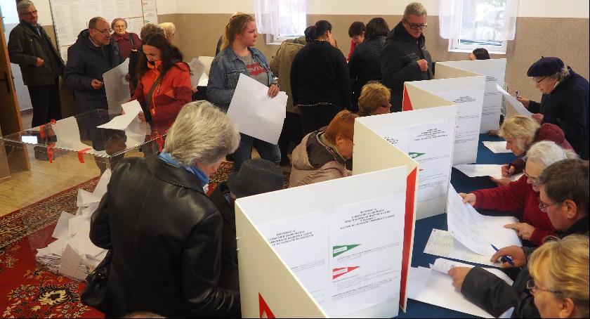 Wybory samorządowe 2018, Wybory Siemiatyczach porażka - zdjęcie, fotografia