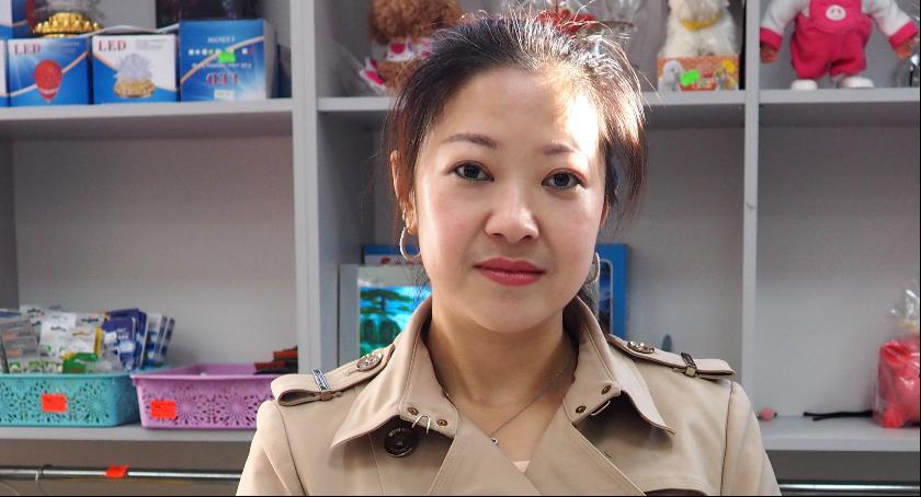 Ludzie  - pasje i problemy, Cudzoziemcy Siemiatycze drugi Liang - zdjęcie, fotografia