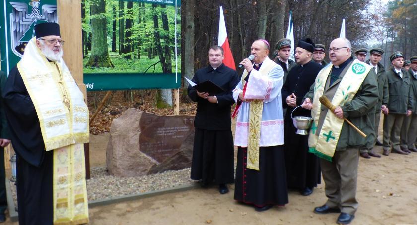 Święta i uroczystości, Leśnicy myśliwi 100–lecie odzyskania Niepodległości - zdjęcie, fotografia