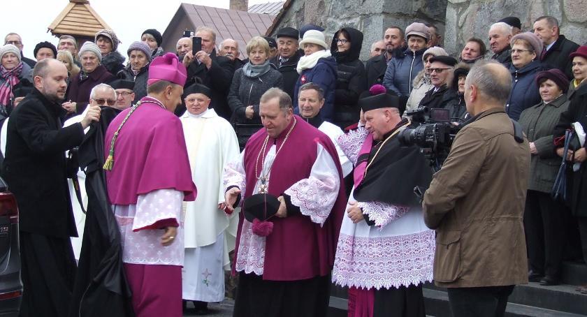 Religia, Konsekracja wiecznego kościoła lecie Niepodległości - zdjęcie, fotografia