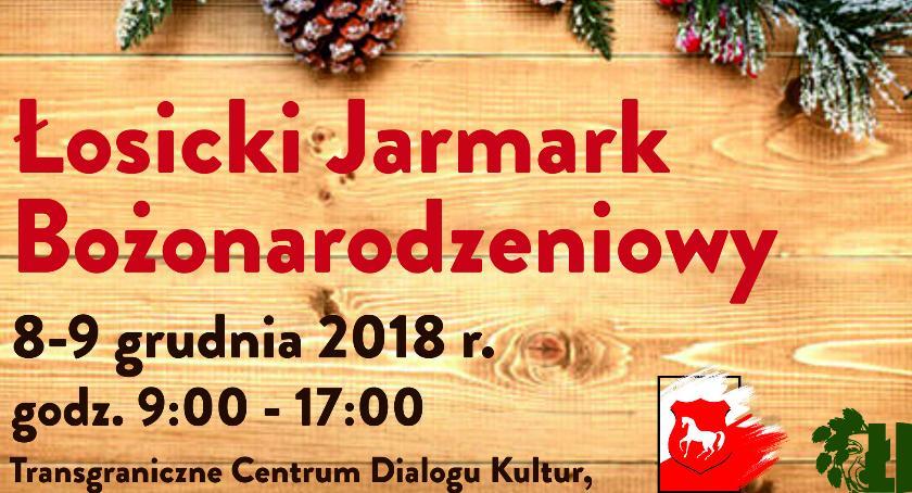 Przedsiębiorczość, Jarmark Bożonarodzeniowy - zdjęcie, fotografia