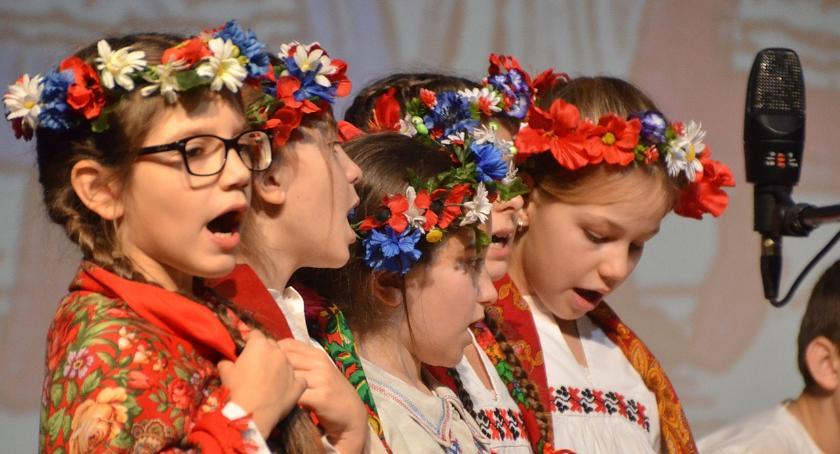 Teatr, Białoruski Obrzęd scenicznych deskach - zdjęcie, fotografia