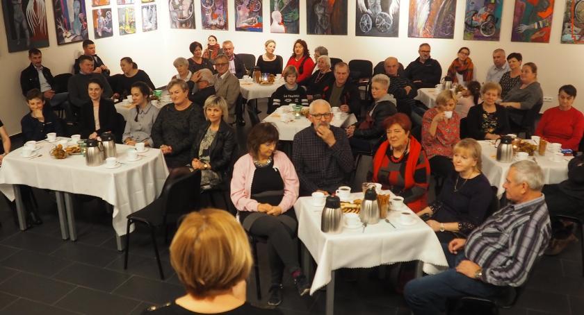 Wernisaże - spotkania , Spotkanie Mielniku - zdjęcie, fotografia