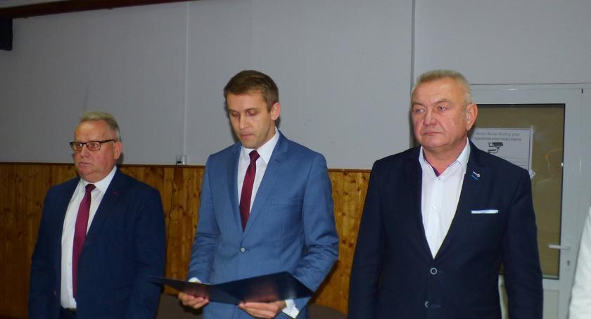 Samorządy , wójt zasypywać podziały gminie Mielnik - zdjęcie, fotografia