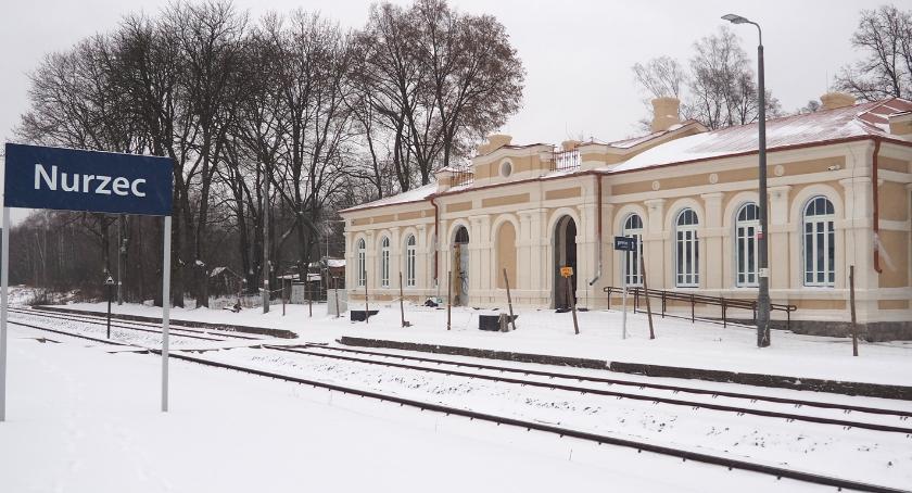 Samorządy , Nurzecki dworzec nowej odsłonie - zdjęcie, fotografia