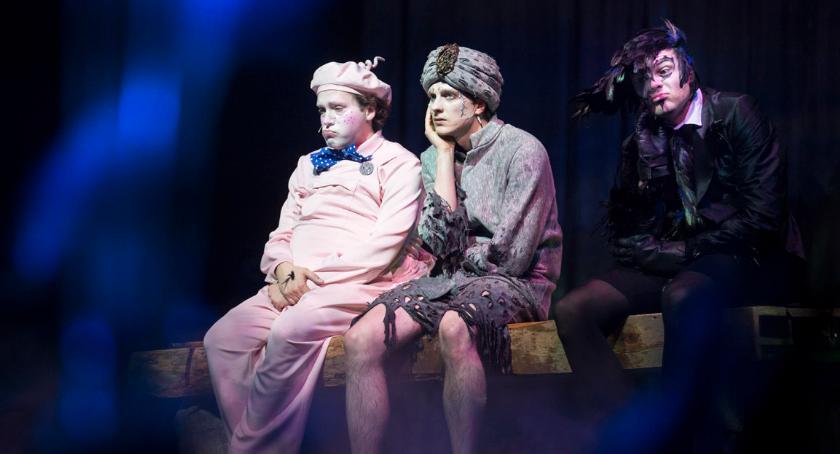 Teatr, Brzydki Kaczorek - zdjęcie, fotografia