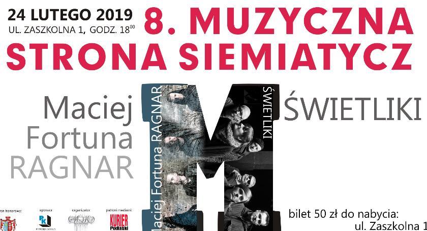 Muzyka - Koncerty, Muzyczna Strona Siemiatycz - zdjęcie, fotografia