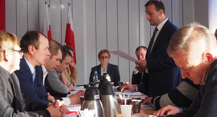 Samorządy , Bużet skromny jednogłośny - zdjęcie, fotografia