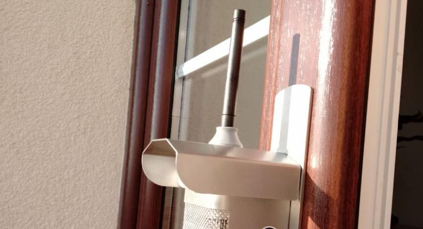 Samorządy , Pierwszy miernik czystości powietrza naszym regionie - zdjęcie, fotografia