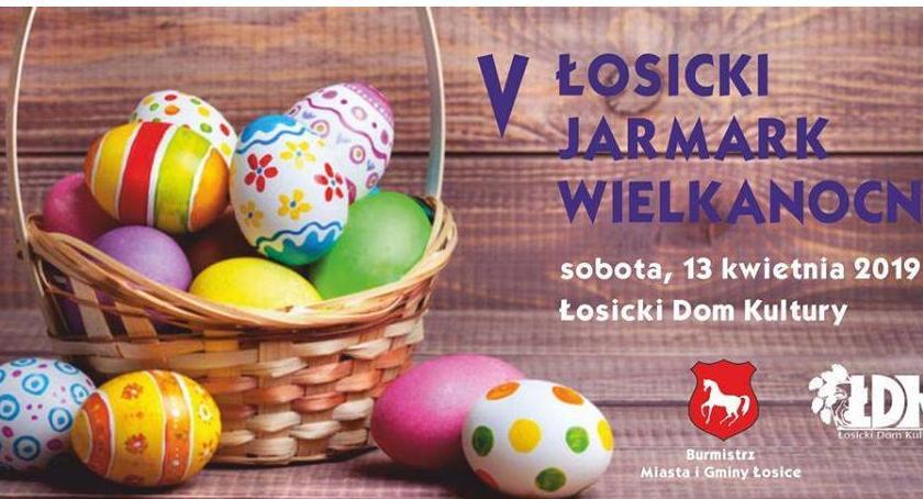 Święta i uroczystości, Łosicki Jarmark Wielkanocny - zdjęcie, fotografia