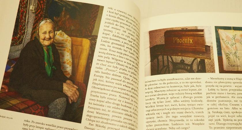 Publikacje - recenzje, Drewniane Podlasia mieszkańcy - zdjęcie, fotografia