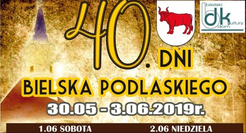 Święta i uroczystości, Jubileuszowe Bielska Podlaskiego - zdjęcie, fotografia