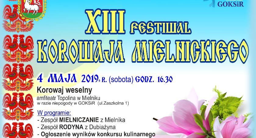 Święta i uroczystości, Festiwal Korowaja Mielnickiego Korowaj Weselny - zdjęcie, fotografia