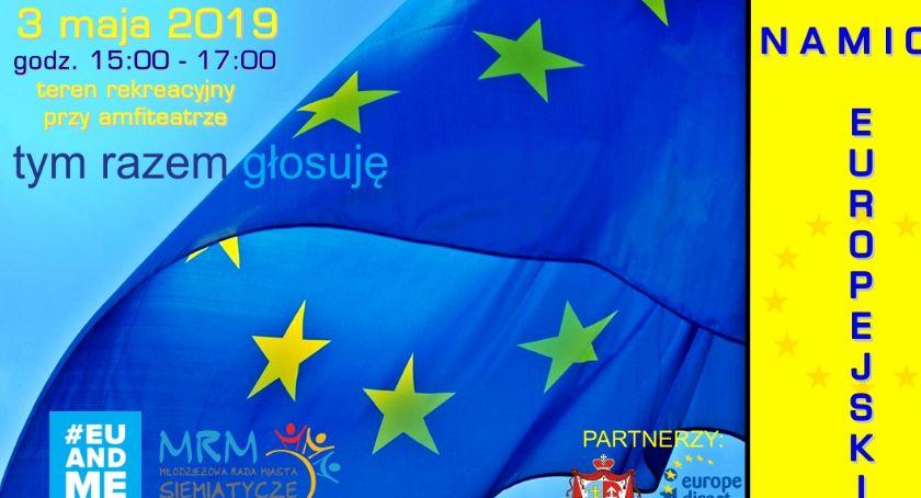 Samorządy , Namiot Europejski Debata - zdjęcie, fotografia
