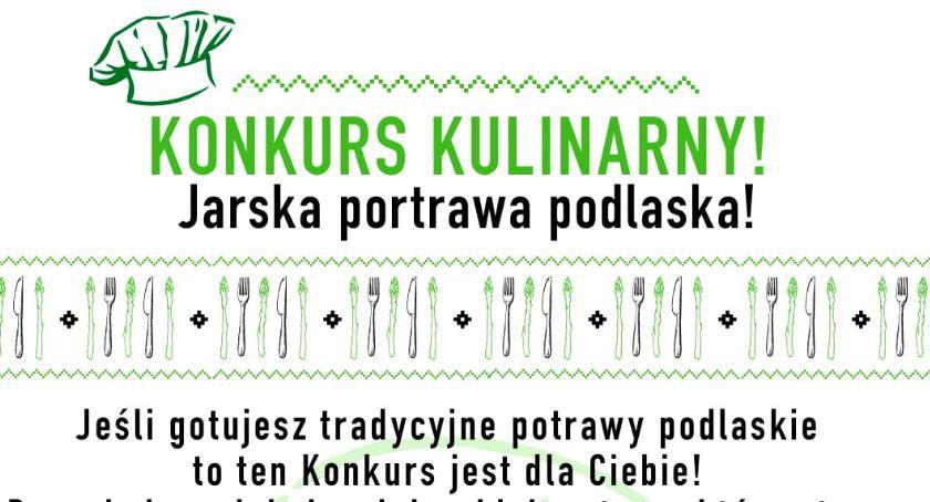 """Turystyka, Konkurs Kulinarny """"Jarska potrawa podlaska""""! - zdjęcie, fotografia"""