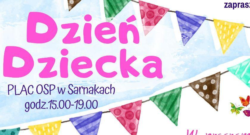 Święta i uroczystości, Piknik Dzień Dziecka - zdjęcie, fotografia