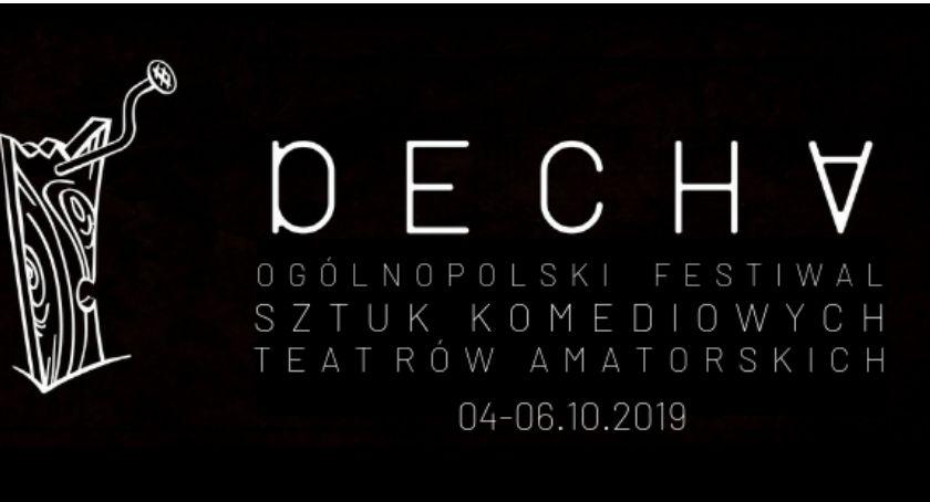 Teatr, Festiwal Decha rekrutacja trwa! - zdjęcie, fotografia