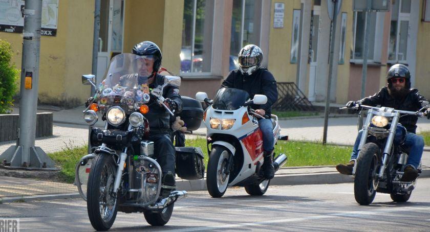 Sporty motorowe, Zjazd Motocyklowy Hajnówce - zdjęcie, fotografia