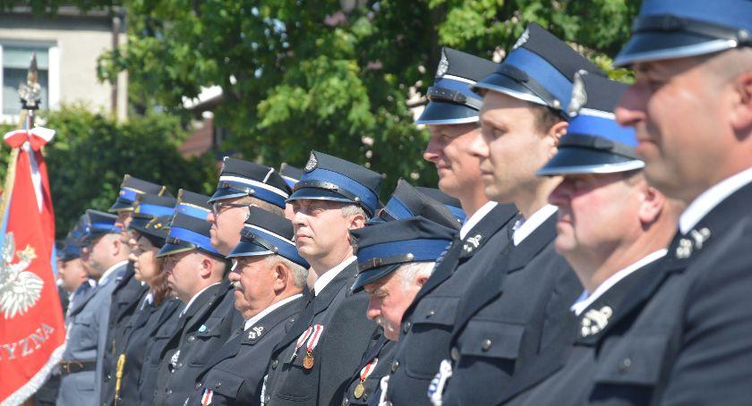 Pożary - straż, Brańsk lecie powiatowe święto strażaków - zdjęcie, fotografia