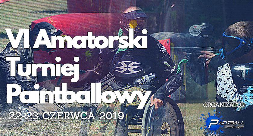 Rózne dyscypliny, Amatorski Turniej Paintballowy - zdjęcie, fotografia