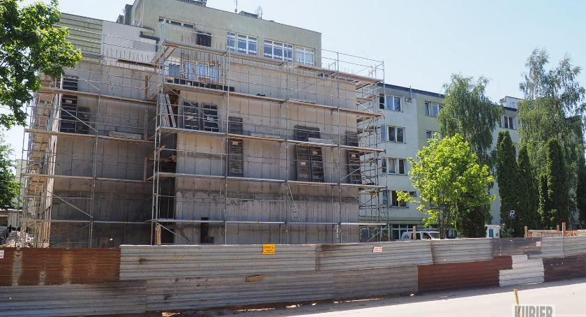 Zdrowie, Oddział położniczo ginekologiczny zamknięty miesiące Remont szpitala Siemiatyczach - zdjęcie, fotografia