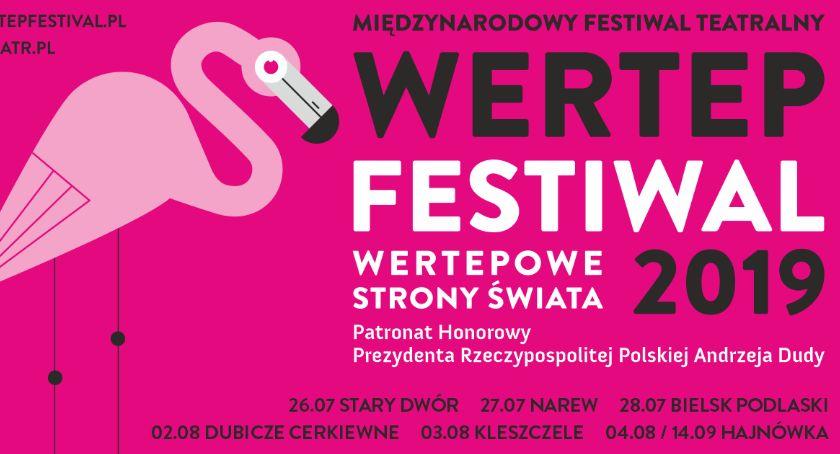 Teatr, Międzynarodowy Festiwal Teatralny Wertep - zdjęcie, fotografia