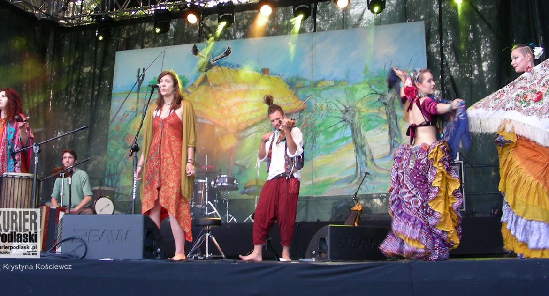 Muzyka - Koncerty, Wieś która przez staje europejskim centrum kultury ludowej - zdjęcie, fotografia