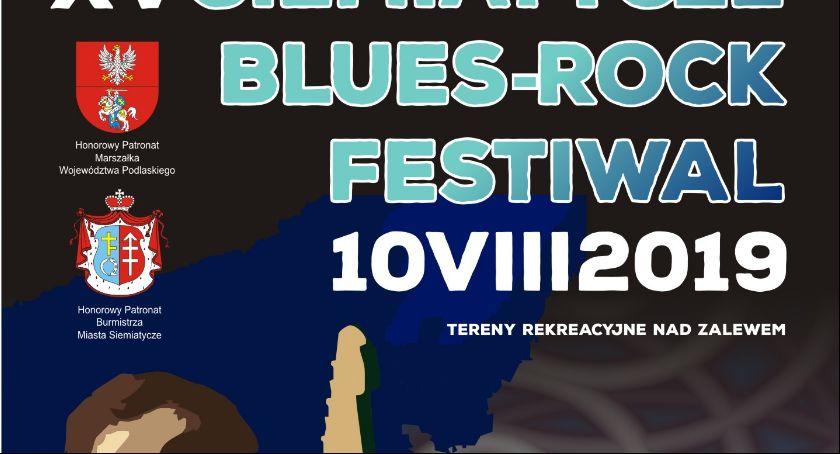 Muzyka - Koncerty, Siemiatycze Blues Festiwal - zdjęcie, fotografia