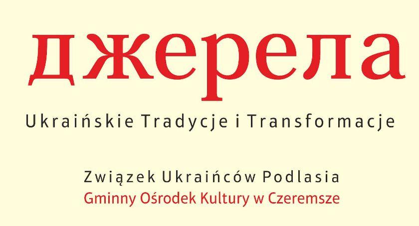 Muzyka - Koncerty, Dżereła Ukraińskie Tradycje Transformacje - zdjęcie, fotografia