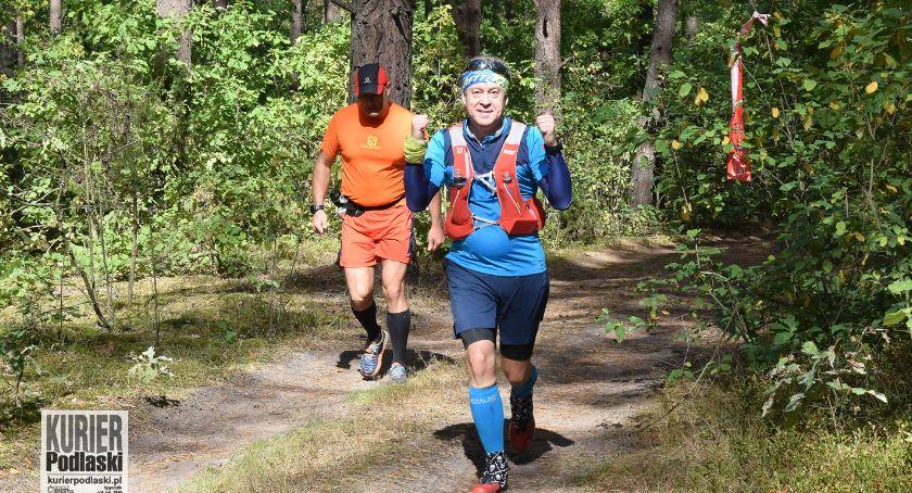Bieganie , Ultramaraton Nadbużański drugi - zdjęcie, fotografia