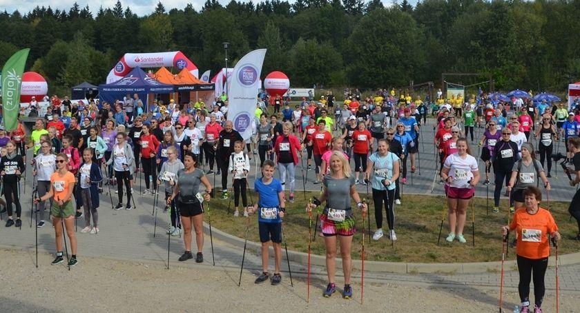 Rózne dyscypliny, Puchar Polski Nordic Walking Hajnówka - zdjęcie, fotografia